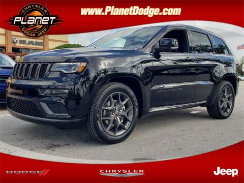 New 2020 JEEP Grand Cherokee Limited 4x2 Sport Utility