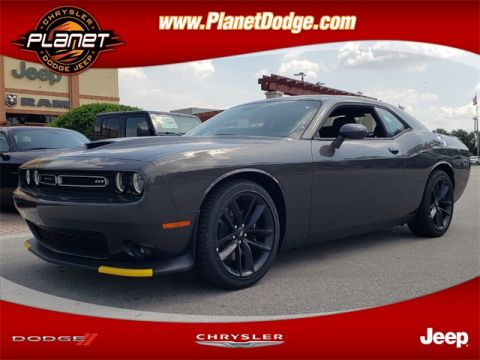 New 2020 DODGE Challenger GT RWD Coupe