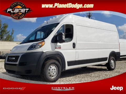 2020 RAM ProMaster High Roof